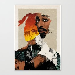PAC Tribute Canvas Print