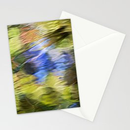 Tropical Mosaic Abstract Art Stationery Cards