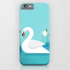 Majestic Swan iPhone 6s Slim Case