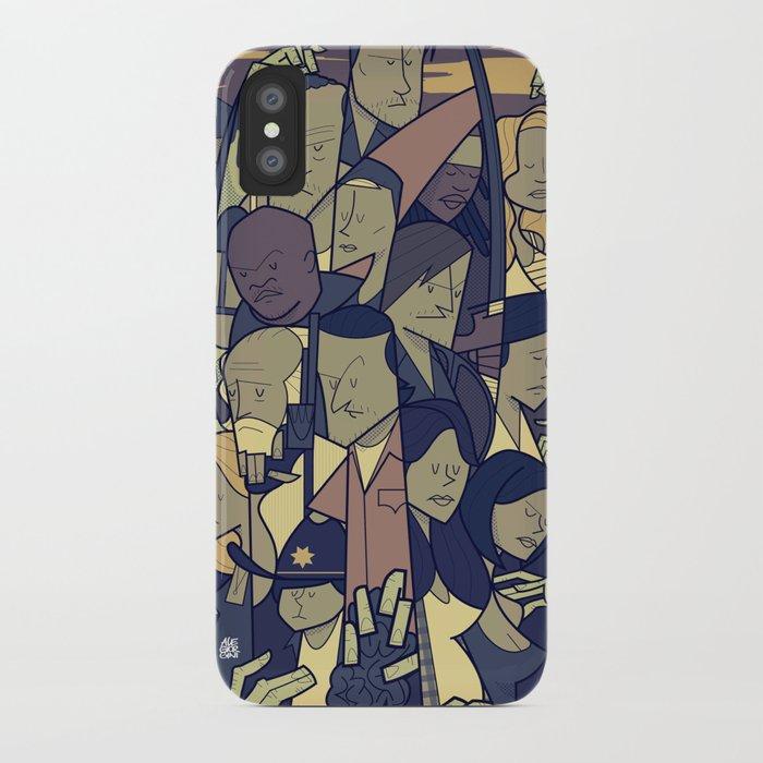 The Walking Dead iPhone Case