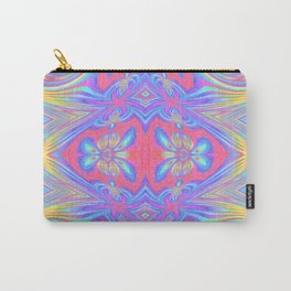 Mitosis of butterflies in dawn rainbow Carry-All Pouch