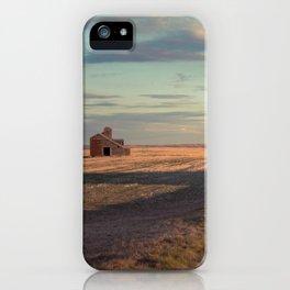 Grain Elevator 23 iPhone Case