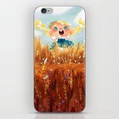 In The Fields iPhone Skin