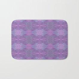 Lavender Pattern Bath Mat