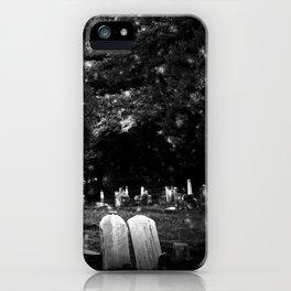 Spirits take flight iPhone Case