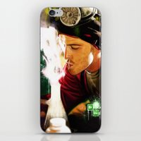 jesse pinkman iPhone & iPod Skins featuring Jesse Pinkman by p1xer