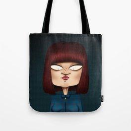 Mrs. Garcia Tote Bag