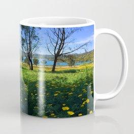 Springtime Comes to Lake Murray, La Mesa, CA Coffee Mug