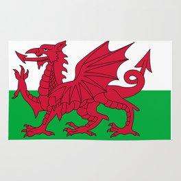 Flag of Wales Rug