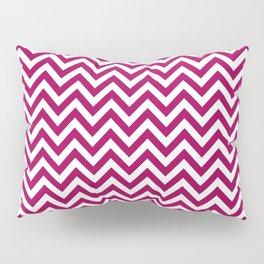 Berry Chevron - more colors Pillow Sham