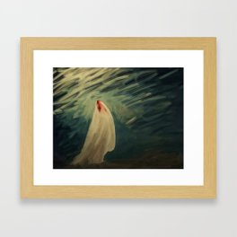 Dream walker Framed Art Print