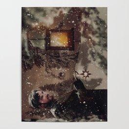 Christmas / Captain Hook Poster