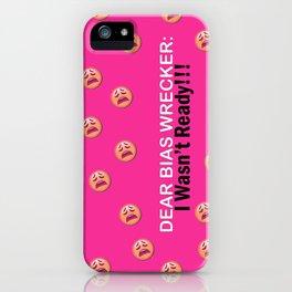 K-Poppin: Bias III iPhone Case