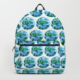 Earth Drawing Backpack