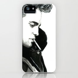Robert Pattinson iPhone Case