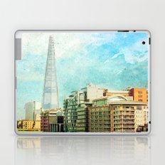 The Shard and The Thames - London Laptop & iPad Skin