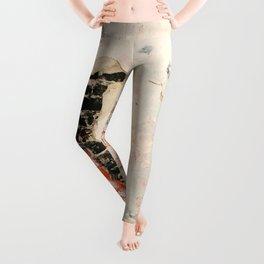 Exposed  Leggings