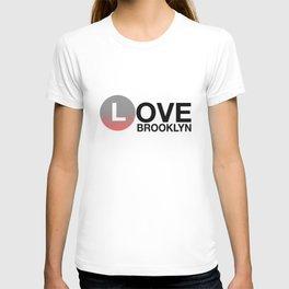 Love BROOKLYN T-shirt