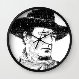 The Duke Wall Clock