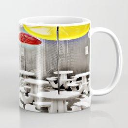 Coney Island Eats Photography Coffee Mug
