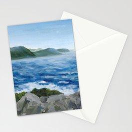 Gros Morne -- Ocean Stationery Cards