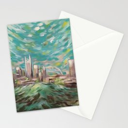 New Nashville From Love Hill Stationery Cards