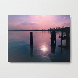 lake1 Metal Print