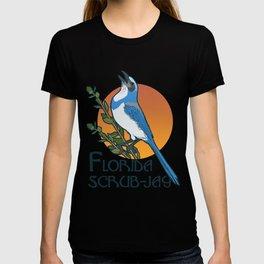 Florida scrub-jay T-shirt