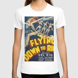 Flying Down T-shirt