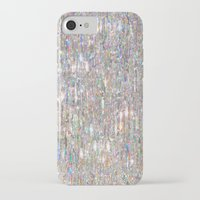 hologram iPhone & iPod Cases featuring To Love Beauty Is To See Light (Crystal Prism Abstract) by soaring anchor designs