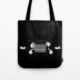 NegativeTV Tote Bag