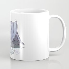 Toothless - How to Train Your Dragon (transparent background)  Coffee Mug