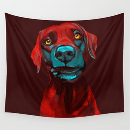 The Dogs: Rufus Wall Tapestry