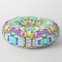Kaleidoscope 02 Floor Pillow