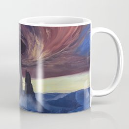 The Vortex - A Borderlands 2 Inspired Oil Painting Coffee Mug