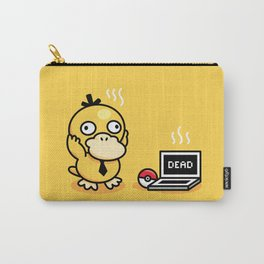 Psyduck in real life Carry-All Pouch