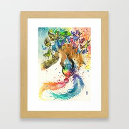 The Dream Catcher Framed Art Print