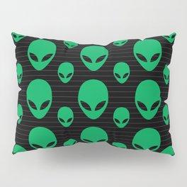 Aliens Exist Pillow Sham