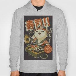 Cat Sushi Hoody