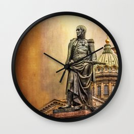 Russian Field Marshal Barclay de Tolly by LudaNayvelt Share      Facebook     Tumblr-wide  Favorite Wall Clock