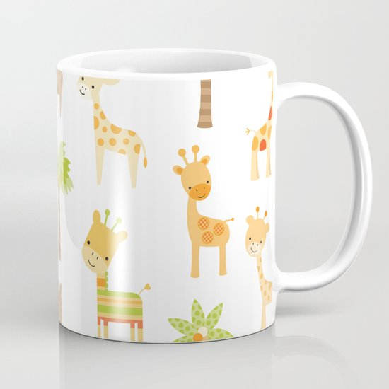 Giraffes Mug By Peppermintcreek Society6