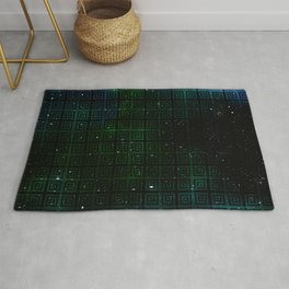 The Universe Squared Rug