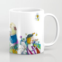 """Illustration for the picture book """"Nonsense Poems for Kids"""" Coffee Mug"""