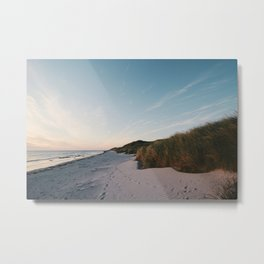 Uist Shore Metal Print