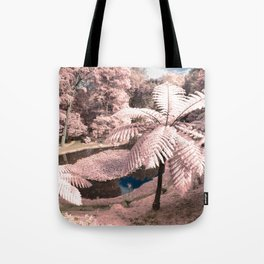 Tree ferns Tote Bag