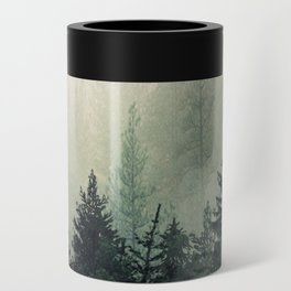 Foggy Pine Trees Can Cooler