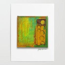 Paleo Greens Poster
