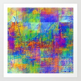 20180323 Art Print