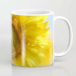 Sunflower - Flower, Floral, Nature Photography Coffee Mug