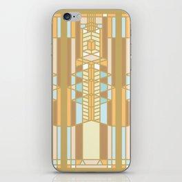 FL Wright - 3 iPhone Skin